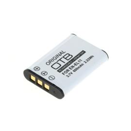 Original OTB Accu Batterij Sanyo Xacti VPC-E875 - 600mAh