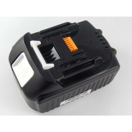 Intensilo 18V 5000mAh Accu Batterij Makita BHP451SFE PREMIUM