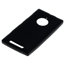 TPU Case voor Nokia Lumia 830 - Zwart