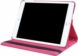 "Tablethoes Apple iPad A2200 10.2"" - 360° Draaibaar  - Roze"