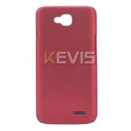 Rode Back Cover voor LG Optimus L90 D410 OP=OP (OP=OP)