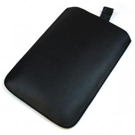 Hoesje / Etui voor Samsung Galaxy Tab / P1000 zwart  8004087  OP=OP