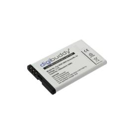 Accu Batterij Nokia 5800 XpressMusic C3 e.a. BL-5J - 1400mAh