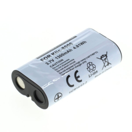 Original OTB Accu Batterij Ricoh Caplio RZ1 - 1300mAh