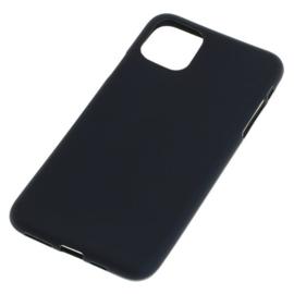TPU Case voor Apple iPhone 11 Pro Max - Zwart 6.5 Inch