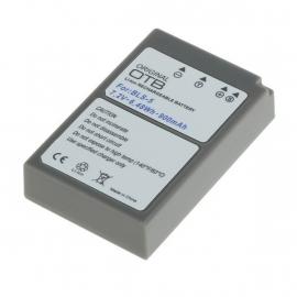 Original OTB Accu Batterij Olympus BLS-5 BLS-50 - 900mAh