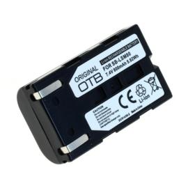 Original OTB Accu Batterij Samsung SC-D354 - 800mAh