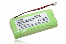 Accu Batterij voor Bang & Olufsen BeoCom 4 CTP950 - NiMH 700mAh