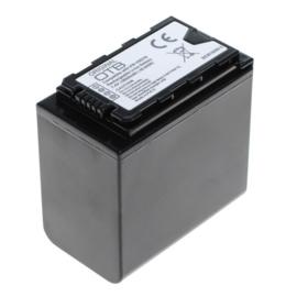 Originele OTB Accu Batterij Panasonic VW-VBD78 - 6600mAh