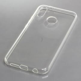 OTB TPU Case voor Huawei P20 Lite  - Vol Transparant