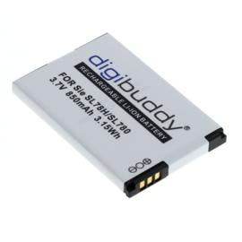 Digibuddy Accu Batterij Siemens Gigaset SL78H - 850mAh