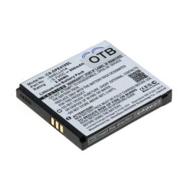 Accu Batterij SHELL01A - Doro PhoneEasy .. 800mAh 3.7V