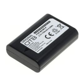Original OTB Accu Batterij Leica M Monochrom - 1700mAh 3.7V 6.29Wh