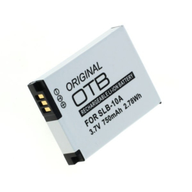 OTB Accu Batterij Samsung SLB-10A / JVC BN-VH105 - 750mAh