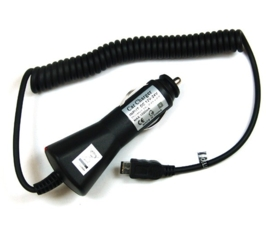 Autolader 12V 24V voor Qtek 8500   (8001428)