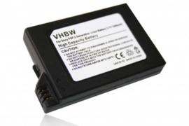 VHBW Accu Batterij voor Sony PSP 2 PSP-S110 PSP-2000 etc..