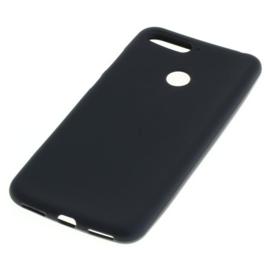 TPU Case voor Huawei Y6 2018 - Zwart