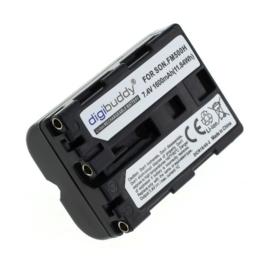 Digibuddy Accu Batterij Sony NP-FM500H - 1600mAh 7.4V