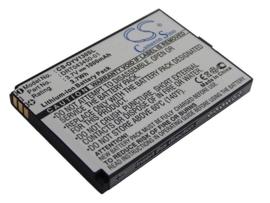 VHBW Accu Batterij DRT043450-01 - 1000mAh