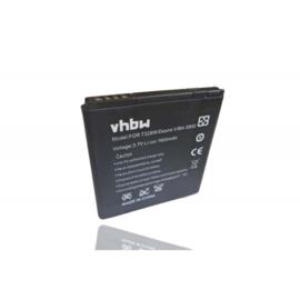 VHBW Accu Batterij HTC Desire V, U, X e.a. - 1600mAh
