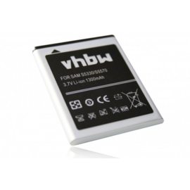 VHBW Accu Batterij Samsung EB494353VA / EB494353VU