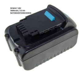 Patona Accu Batterij Dewalt DCB180 DCB181 DCF Serie - 18V 3000mAh
