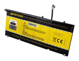 Patona Accu Batterij Dell XPS 13 2015 9343 e.a. - 7000mAh 7.4V