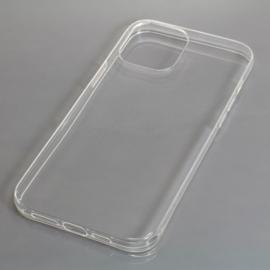 "OTB TPU Case Apple iPhone 12 Pro Max 6.7"" - Transparant"