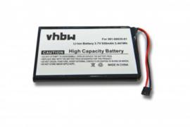 Accu Batterij Garmin 361-00035-01 - Li-Ion 930mAh