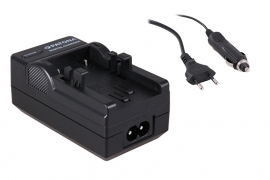 Patona oplader voor de accu Canon NB-1L - Charger