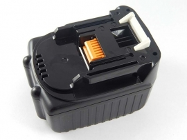 VHBW 14,4V Accu Batterij Makita BL1415 - 4000mAh