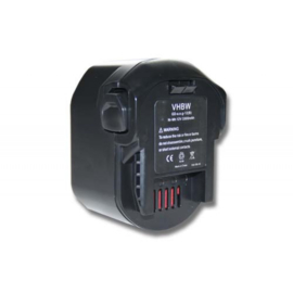Accu Batterij AEG B1215R, B1220R, M1230R - 12V 3300mAh