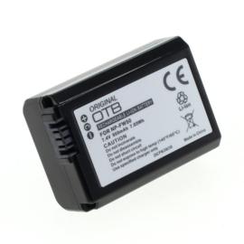 Original OTB Accu Batterij Sony NP-FW50 - 950mAh