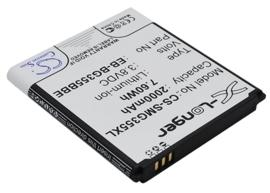 X-Longer Accu Batterij Samsung EB-BG355BBE - 2000mAh