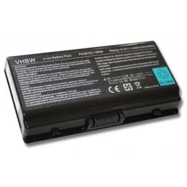 VHBW Accu Batterij Toshiba PA3615U-1BRM PABAS115 - 10.8V 4400mAh