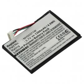 Accu Batterij Navigon 761NH50371W -  Navigon 8110 8130 8310