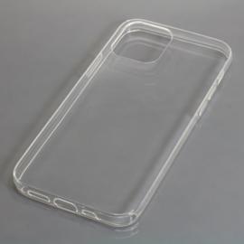 "OTB TPU Case Apple iPhone 12 6.1"" - Transparant"
