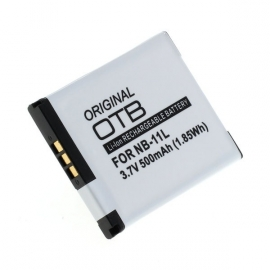 Originele OTB Accu Batterij Canon NB-11L NB-11LH - 500mAh