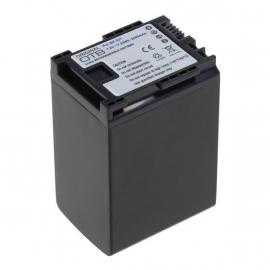 Original OTB Accu Batterij Canon BP-827 - 2400mAh