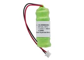 Vervangende Bios Cmos Batterij Dell CB12 - 7,2V 40mAh