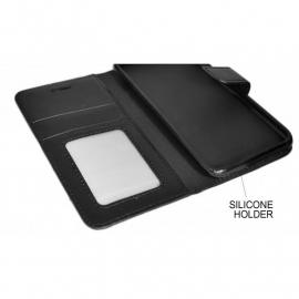 Bookstyle Case hoesje Sony Xperia M4 - Zwart