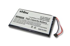 VHBW Accu Batterij Garmin Nulink 2340 - 1200mAh