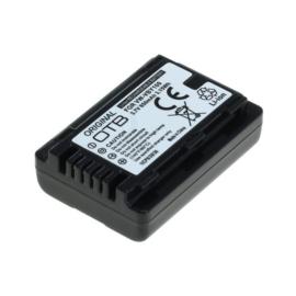 OTB Accu Batterij Panasonic VW-VBY100 VW-VBL090 - 850mAh