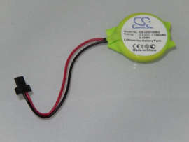 Bios Cmos Batterij Lenovo ThinkPad X100E - 3V 150mAh - 93P4905