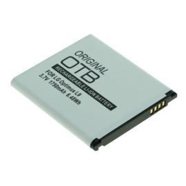 Accu Batterij voor LG Optimus L9 e.a. BL-53QH - 1750mAh