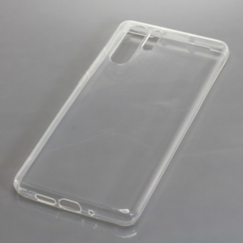 OTB TPU Case voor Huawei P30 Pro  - Vol Transparant