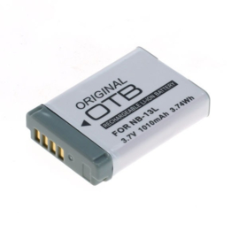 Originele OTB Accu Batterij Canon NB-13L NB13L - 1010mAh
