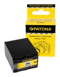 Patona Accu Batterij Sony NP-FH100 NP-FH50 NP-FH70 e.a 2000mAh