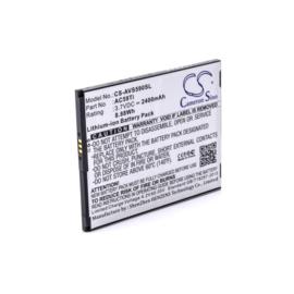 Accu Batterij voor Archos 59 Titanium A59 AC59Ti - 2400mAh