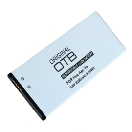 Accu Batterij Huawei Y5 II / Y6 e.a. HB4342A1RBC - 2200mAh